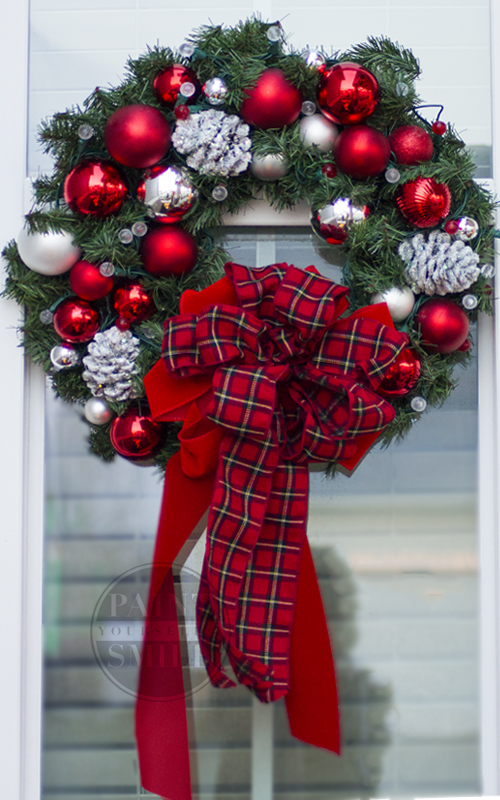 Wow great instructions to make your own Pottery Barn style Christmas Wreaths!