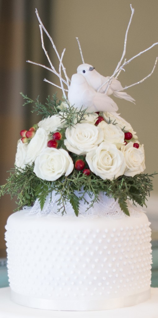 How to make a wedding cake topper