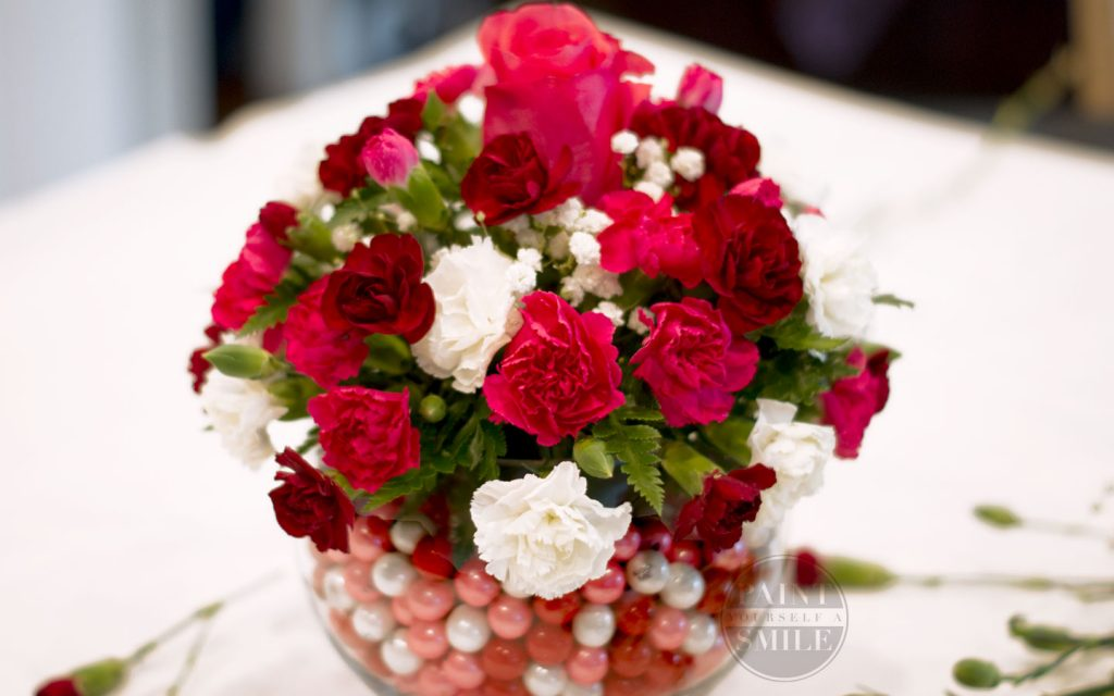 Fabulous step by step instructions!!! Make your own floral arrangements from flowers at your local grocery store.