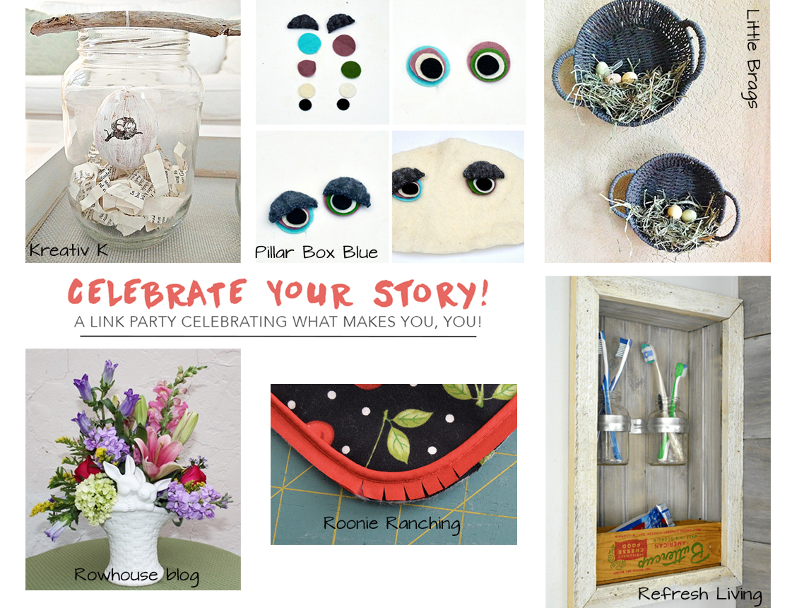 Celebrate Your Story! Link Party #19