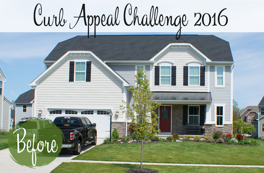 Follow along as 12 bloggers tackle projects that all add curb appeal to their homes.