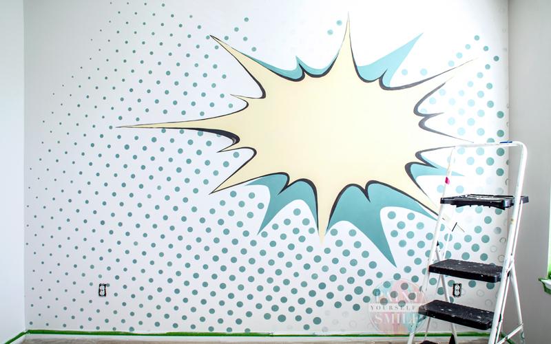 pop-art-wall-painted-bedroom-2