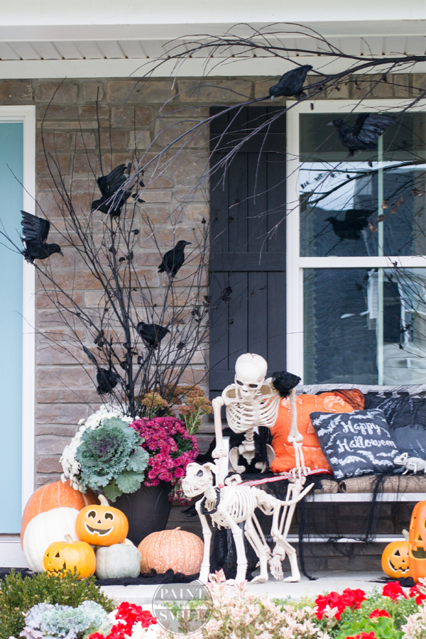 so many fun halloween ideas that would be easy to do spooky branches fun