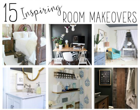 15 room makeovers to inspire you