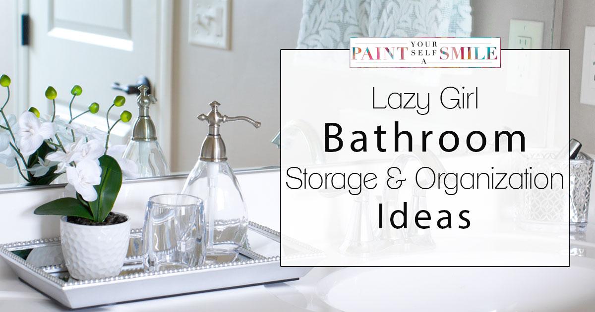 29 lastest easy bathroom storage ideas for 26 great bathroom storage ideas