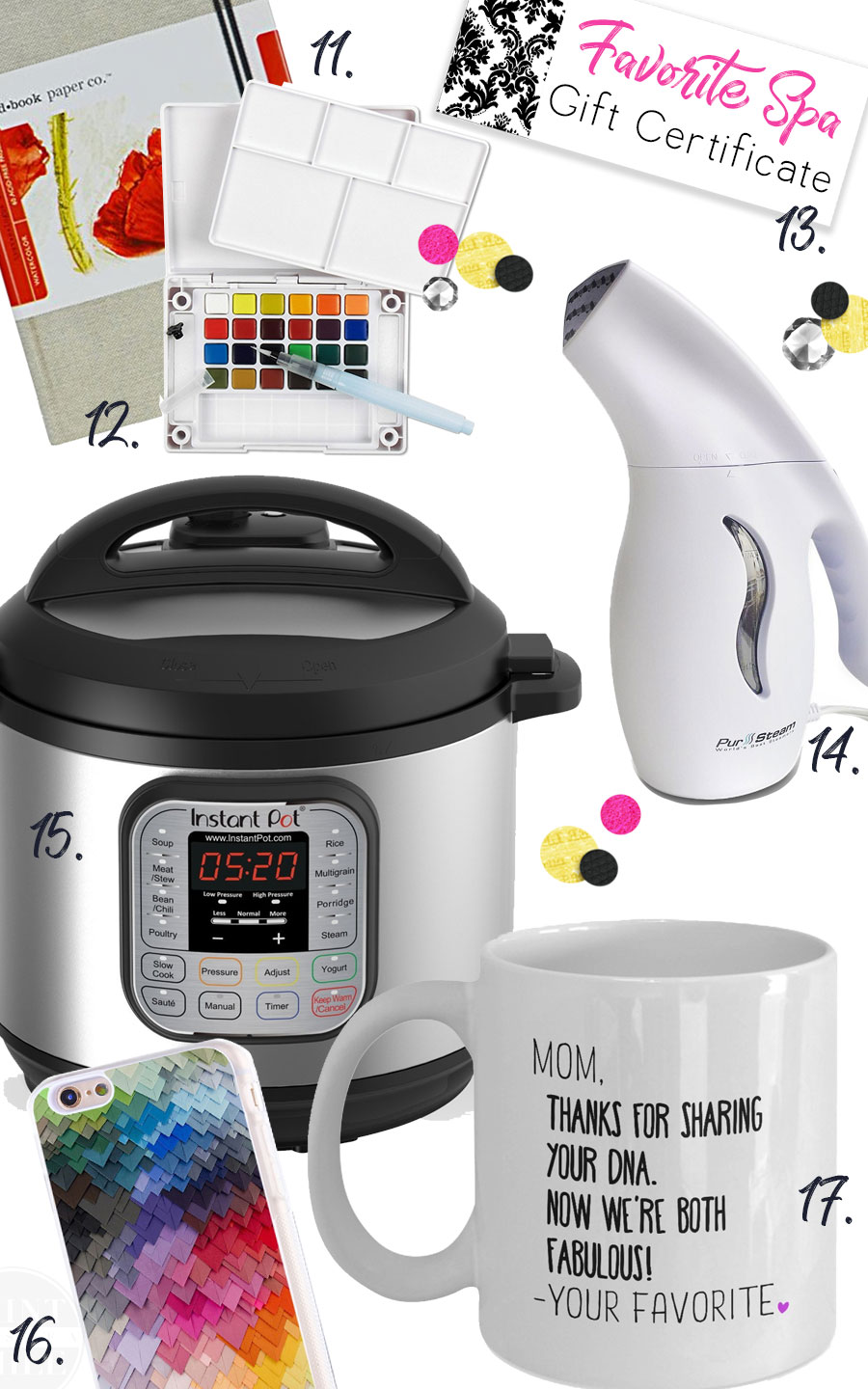 Kitchen Gift For Mom 17 Fabulous Gift Ideas For Busy Moms Paint Yourself A Smile