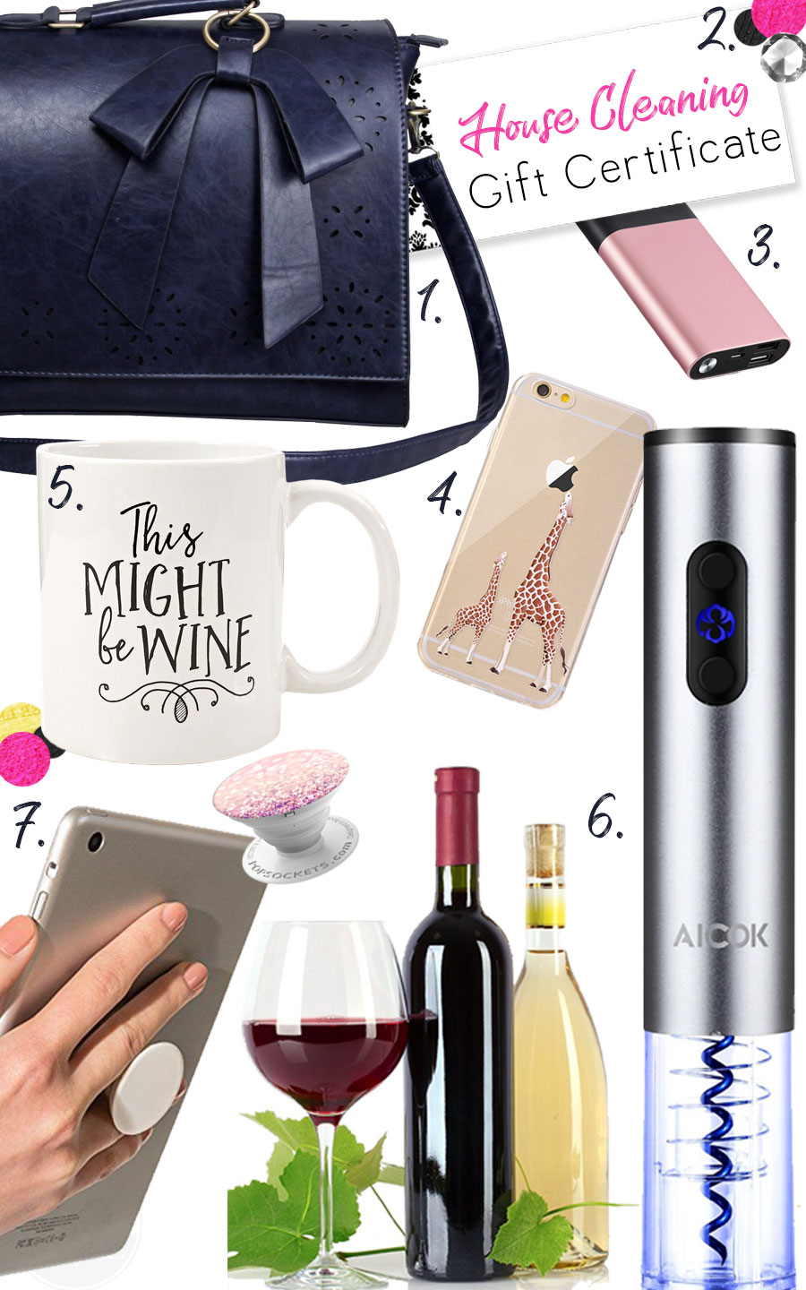 Wow lots of great ideas! 17 Awesome gifts for the busy mom. Perfect for mother's Day, birthday and any day you want to get her a special gift. Busy Mom Gift Guide!
