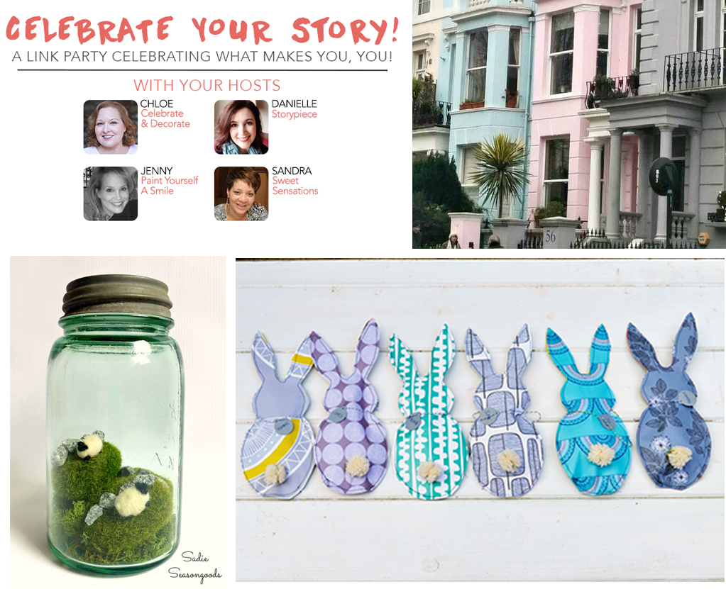 Celebrate Your Story! Link Party 3/21