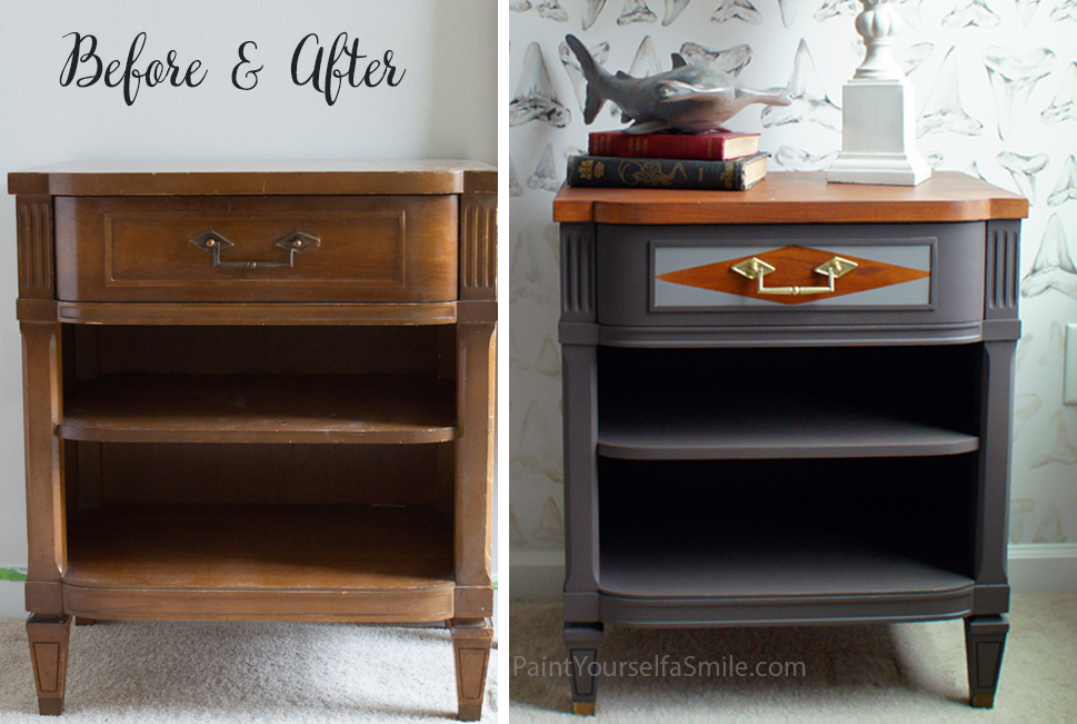Furniture Makeover and Challenge Week 3