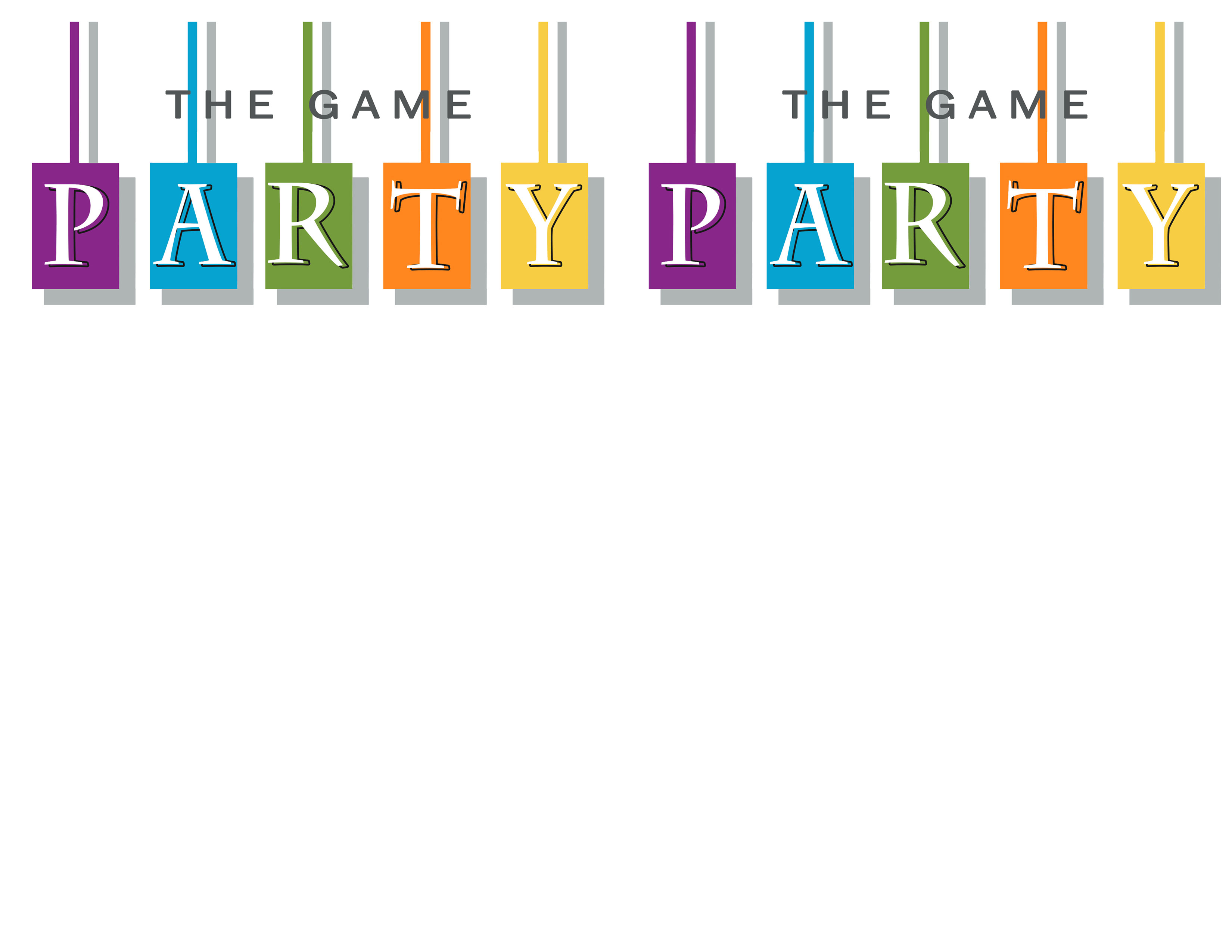Free Game Night Printable Invite - Paint Yourself A Smile