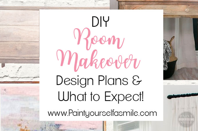 DIY Room Makeover, What to expect